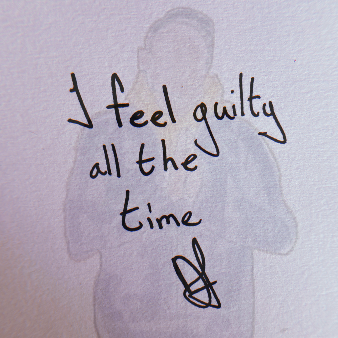 Perpetual Guilt: Understanding Why I Feel Bad Over Everything