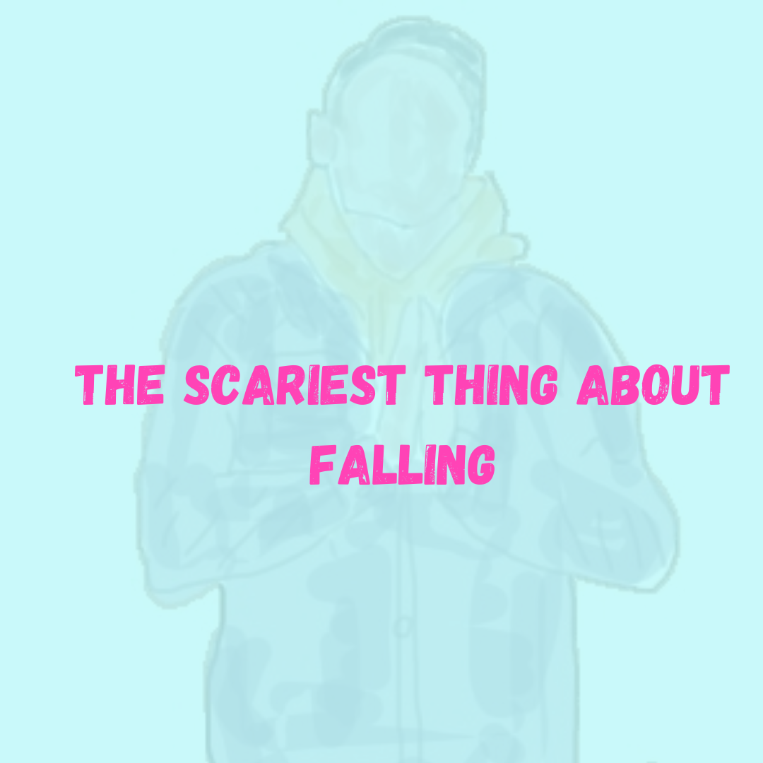 The Scariest Thing Blog title