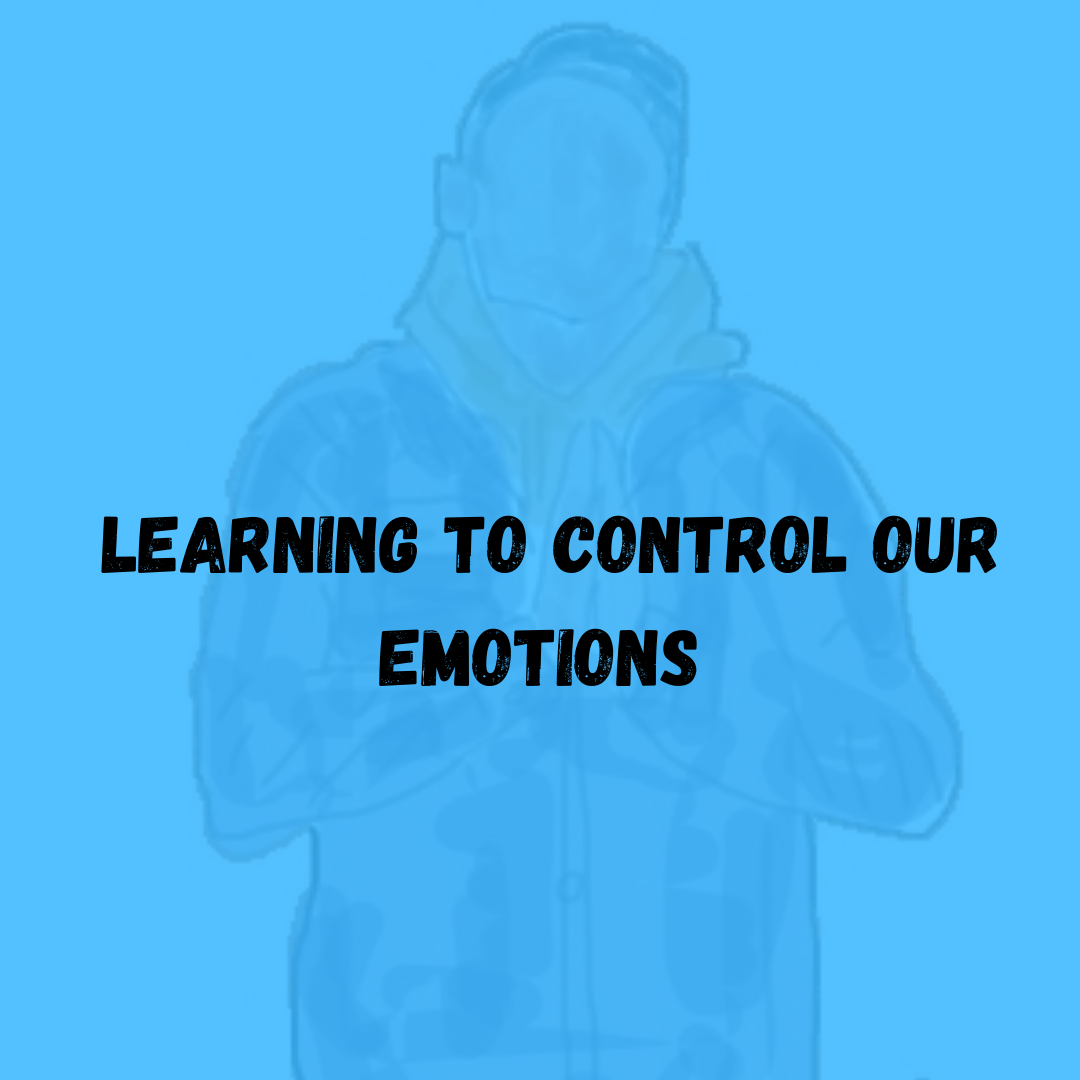 Learning to Control our Emotions